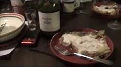 Suolaista pannaria lauantain iltapalaksi