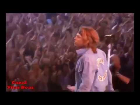 Bon Jovi Livin' on a Prayer & Bad Name - Live From London 1995 (FUSION PERFORMANCE)