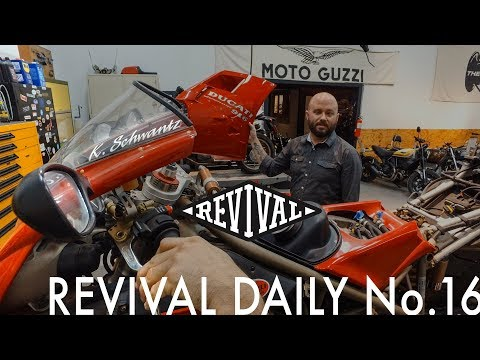 Century Old Cool // Revival Daily No. 16