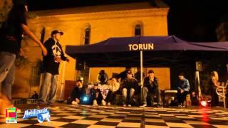 Urban Dance Meeting 2012 - Hip Hop Quarter Final - Mostek & Max vs Jukol & Misiek