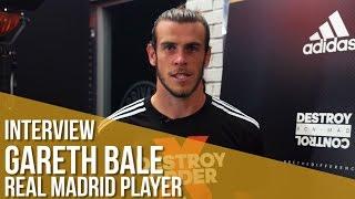 Interview Gareth Bale (adidas) + Giveaway