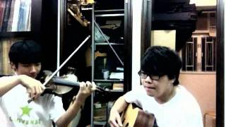 21Guns Violin and Guitar Cover