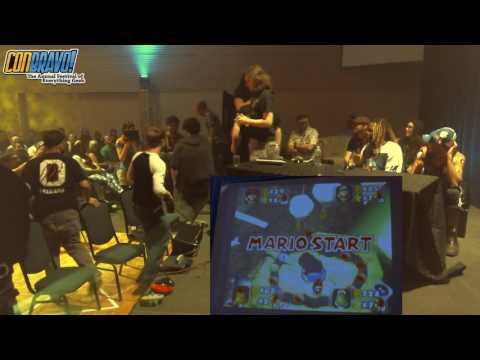 ConBravo! 2016 Super Feud - Team Four Star Gets Speared on Livestream