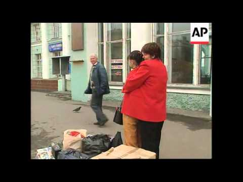 RUSSIA: HOPE IS FADING FOR SUNKEN SUBMARINE CREW
