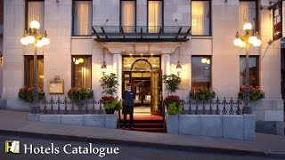 Quebec City Marriott Downtown - Old Quebec City Hotels in Downtown