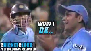 DINESH KARTHIK THE FINISHER - His Forgotten Knock - T20 vs SA 1 Dec 2006 !!