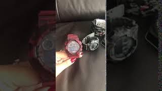 [헬로마켓] - 지샥 카모 커플 시계 GD-120CM(…