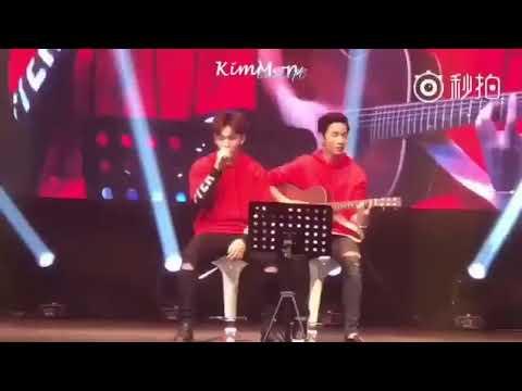นับหนึ่งกันไหม (Count as one together do you) Chinese Version,KimCop Singing at China Fanmeeting