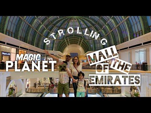 Best of Dubai: Mall of the Emirates | Ski Dubai | Playing in Magic Planet!