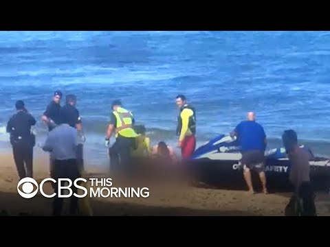 California man killed in Hawaii shark attack