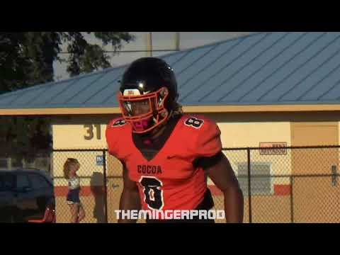 Caziah Holmes High School Highlights
