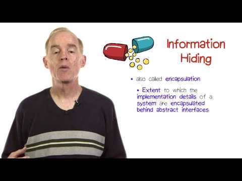 Information Hiding Principle