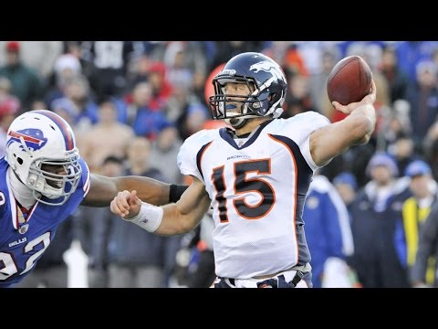Tim Tebow 2011 season highlights