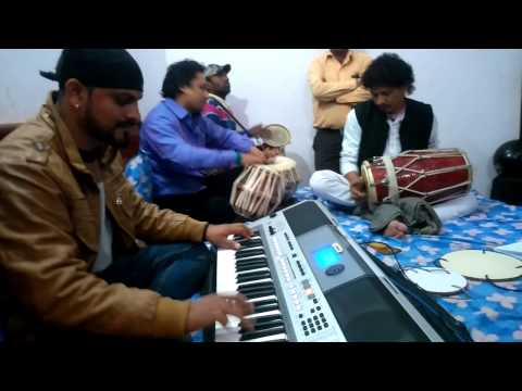 Amit Sagar  Back Stage rehearsal with Musicians |Ghungru Baajige