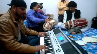 Amit Sagar Back Stage rehearsal with Musicians |Ghungru Baajige