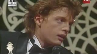 """Luis Miguel - Programa """"En Vivo"""" TVN (1986)"""