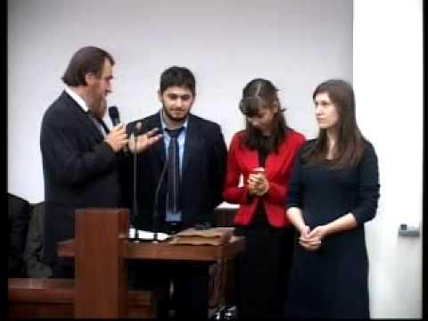 """03.11.2012 Iacob Coman - """"Daca ar fi sa fi orb"""""""