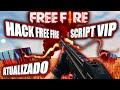 HACK FREE FIRE SCRIPT VIP ATUALIZADO 1.24.3 [SEM ROOT]✓ AIMBOT NO RECOIL GIGANTES E FLASH SPEED.