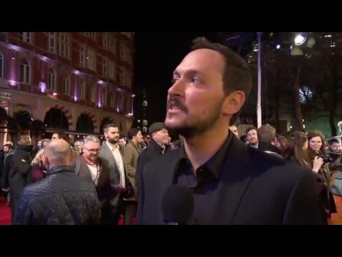 The Brothers Grimsby: Director Louis Leterrier Red Carpet Movie Premiere