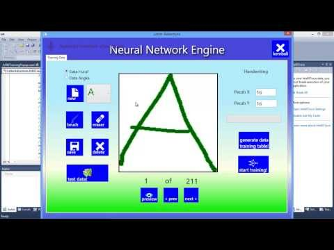 Optical Character Recognition using a Neural Network im ...
