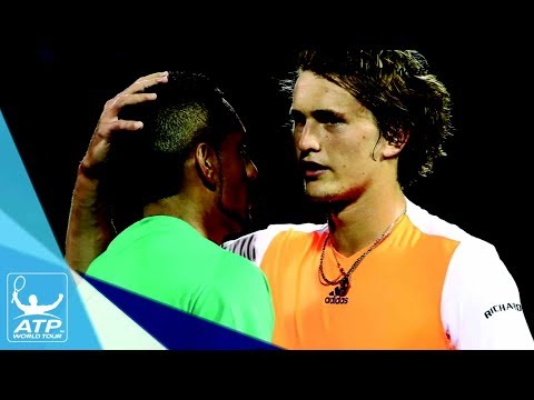 Kyrgios Envious Of Friend Zverev