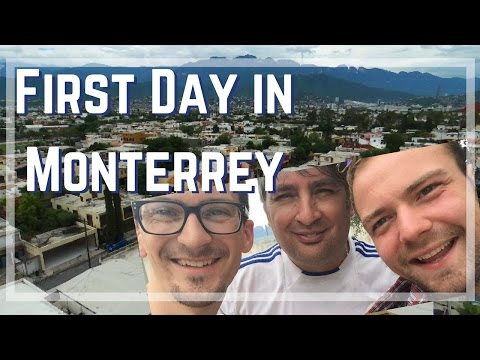 Travel Spanish & Barbacoa in Monterrey, NL, Mexico - Vlog
