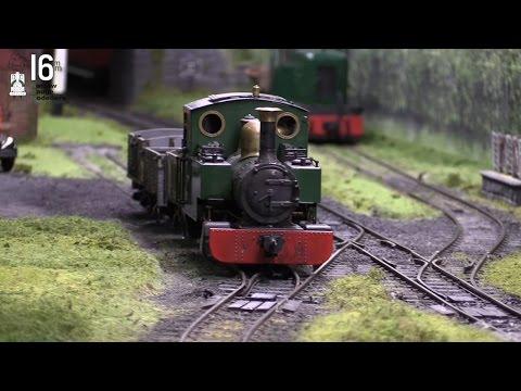 Narrow Gauge Railways in your Garden - Association of 16mm