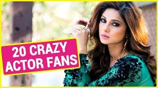 Jennifer Winget And Her 20 Crazy Actors Fan   Rithvik Dhanjani   Nia Sharma   Surbhi Chandna