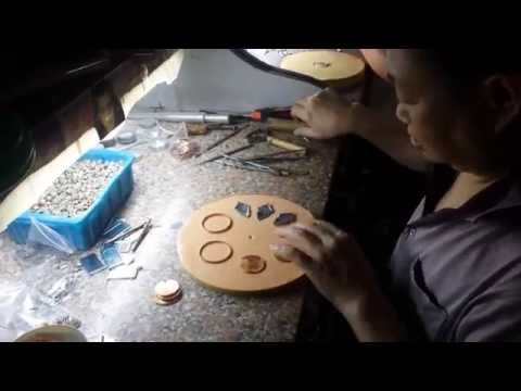 Step 1 Mould Making-Fashion Jewelry(Imitation Jewelry) Making Process