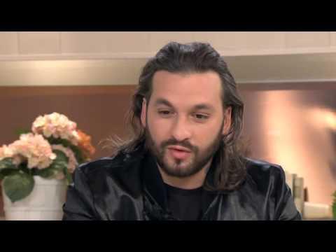 Steve Angellos resa från Solna till Hollywood - Nyhetsmorgon (TV4)