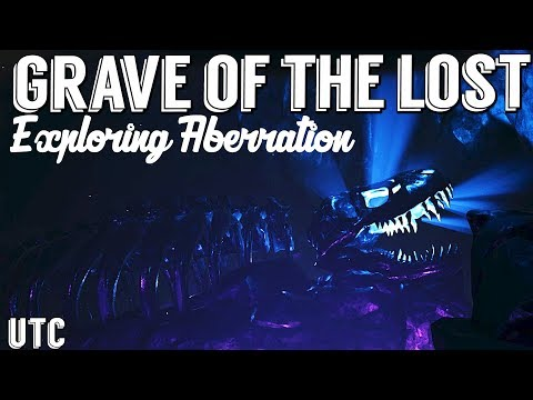 ABERRATION EXPLORERS CLUB! Hatching A Drake + Visiting The Grave of the Lost with Xak :: Ark Ep. 4