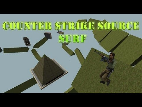[CZ] | Counter Strike Source | Multiplayer | Surf |
