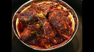 കൊതിയൂറും മത്തി അച്ചാർ/   Meen Achar/ Sardine Pickle