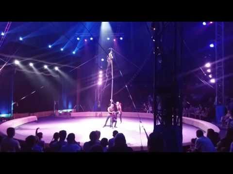 ТРАГЕДИЯ в цирке Кобзов
