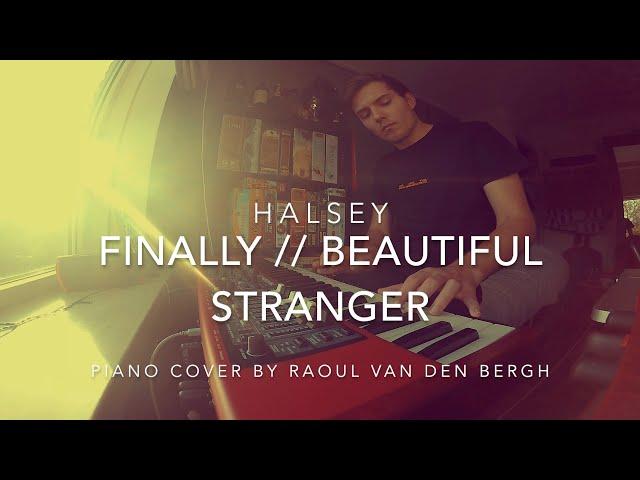 Halsey - Finally // beautiful stranger (Piano Cover + Sheets)