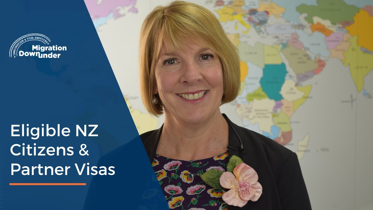 Eligible NZ Citizens & Partner Visas