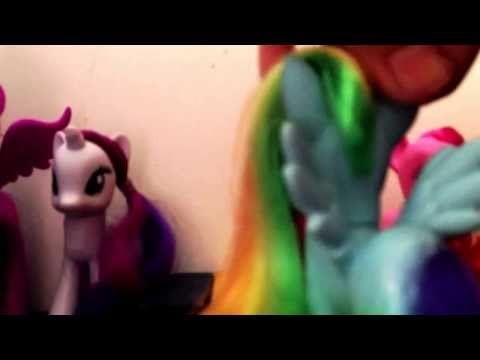 New Hair Style For Rainbow Dash