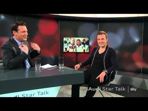 Götze reveals truth about Messi...