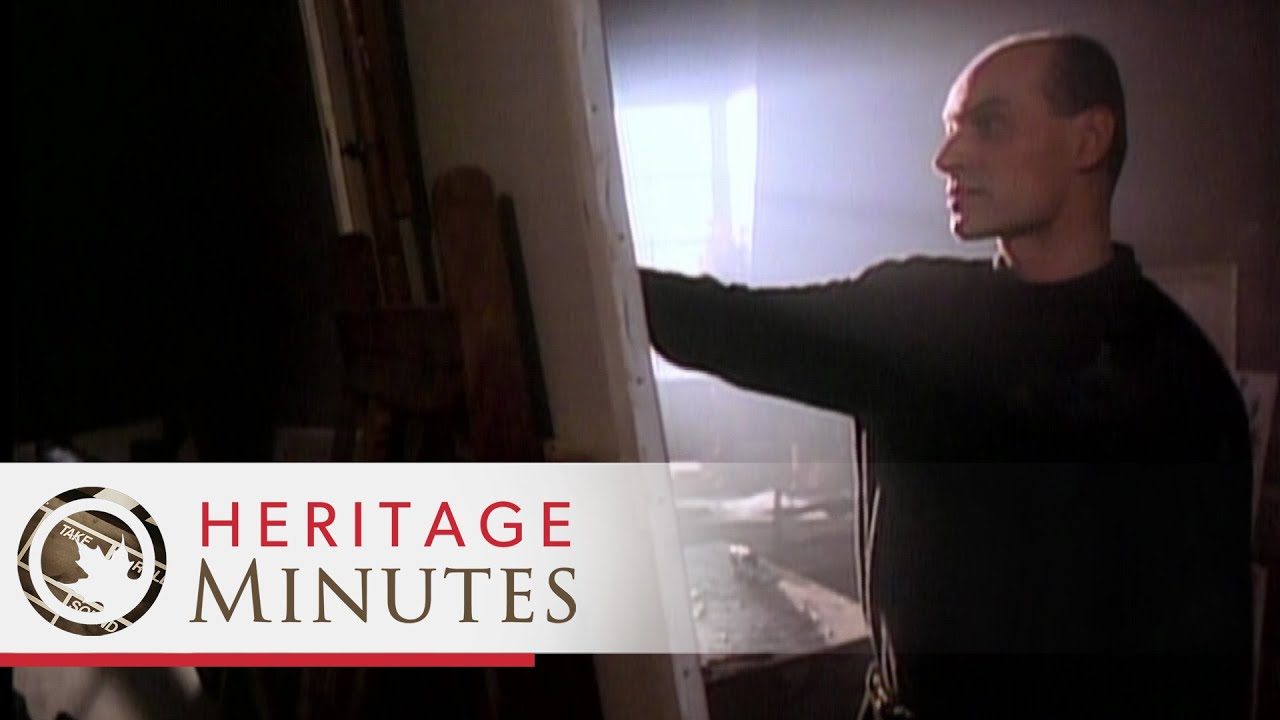 Heritage Minutes: Paul-Émile Borduas