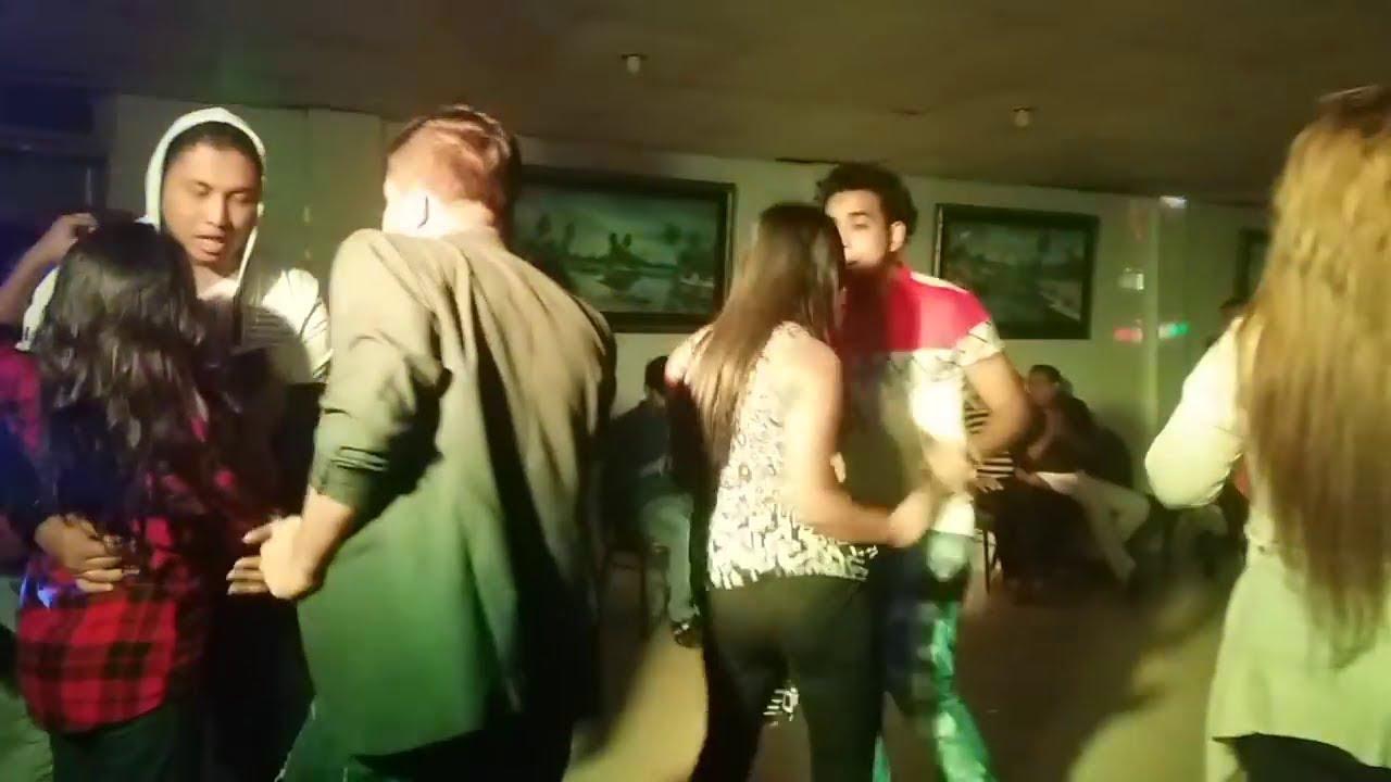 Hot Teens Dancing Sexy