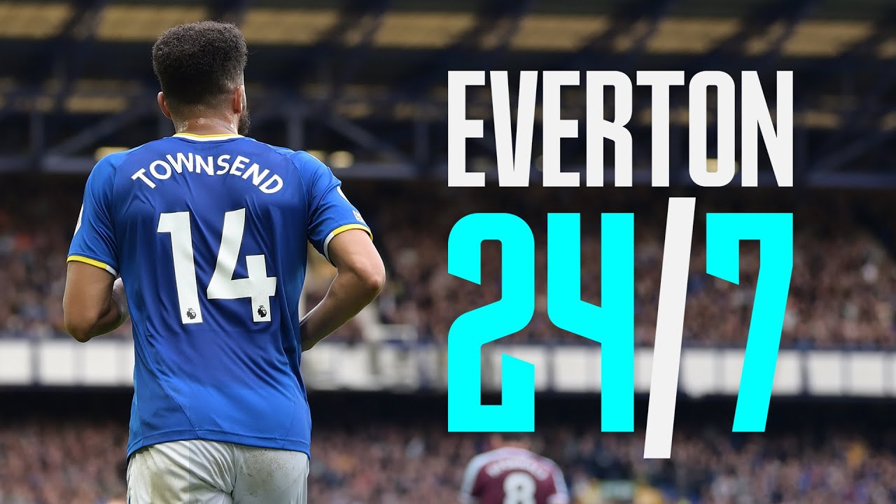 Download EVERTON 24/7: EP.2 ANDROS TOWNSEND | AT HOME AND BEHIND THE SCENES WITH THE BLUES!