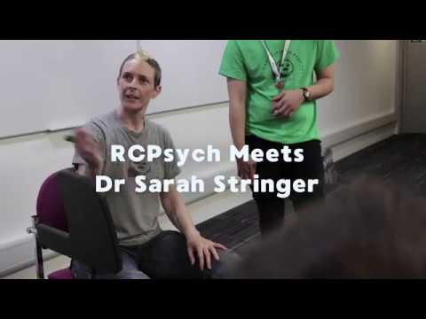 CHOOSE PSYCHIATRY | RCPsych Meets: Dr Sarah Stringer