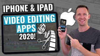 Best Video Editing App for iPhone & iPad (2020 Review!)