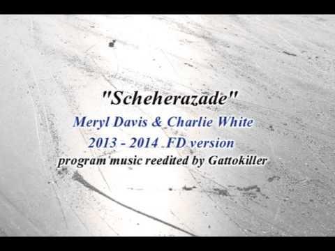 Meryl Davis & Charlie White [2013-2014 FD]