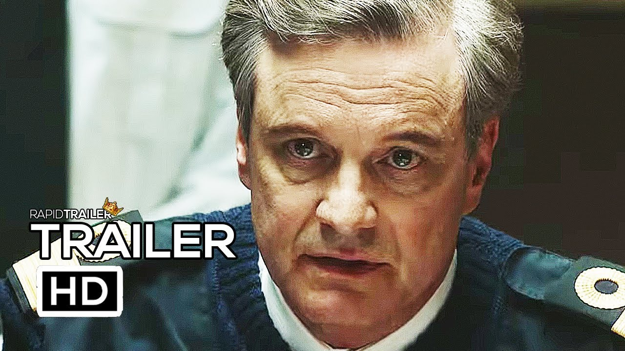 Download THE COMMAND Official Trailer (2019) Colin Firth, Léa Seydoux Movie HD