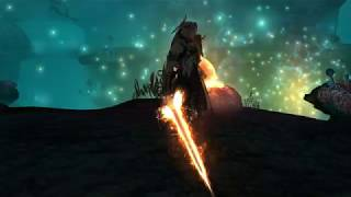 Final Fantasy XIV Aettir Lux and Priwen Lux Anima Weapons