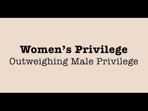 How Women Out-Privilege Straight White Men In Canada