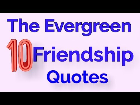 FRIENDSHIP QUOTES#2||FOR ADVANCED LEARNERS