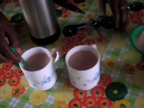 Recipe for Ginger Tea (Swahili Tea)
