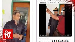 Police hunting down tahfiz teacher for abusing students